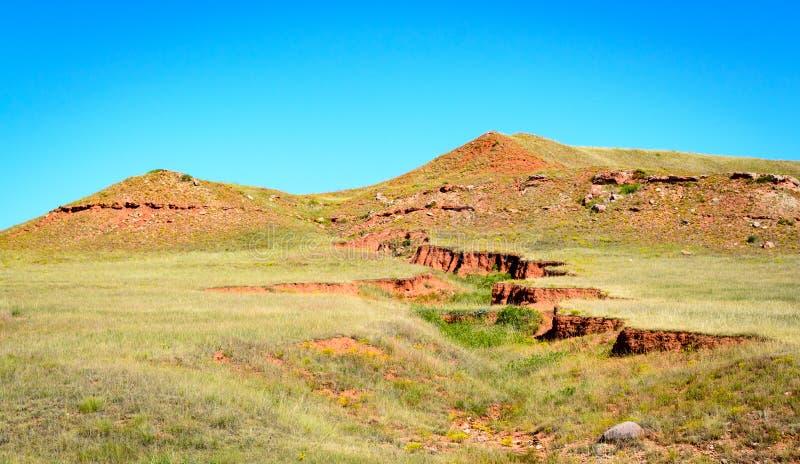 Het Nationale Park van het windhol stock foto's