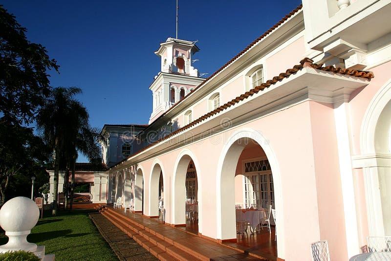 Het nationale park van Iguassu royalty-vrije stock fotografie