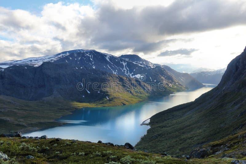 Het Nationale Park van Jotunheimen royalty-vrije stock fotografie