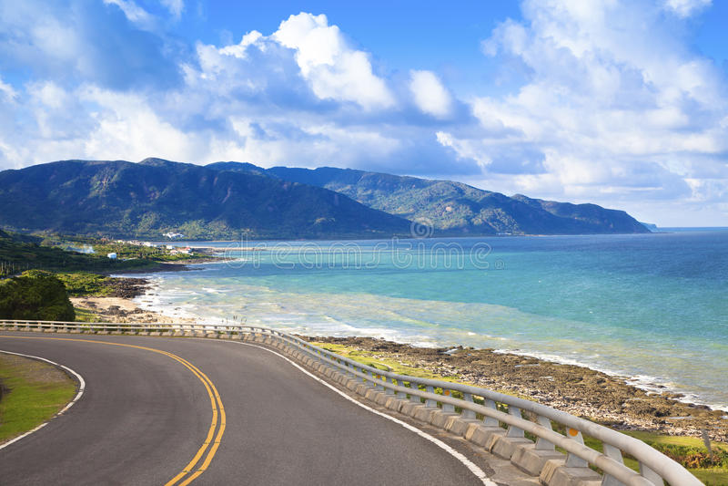 Het nationale park van Kenting in Taiwan royalty-vrije stock fotografie