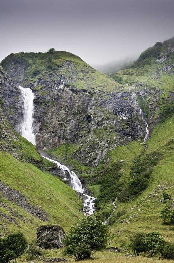Het Nationale Park van Vanoise royalty-vrije stock foto