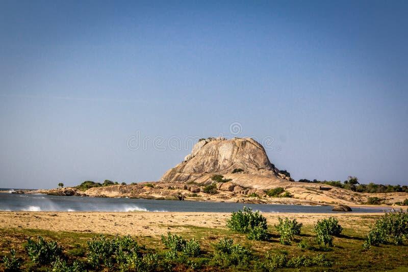 Het Nationale Park van Yala royalty-vrije stock foto