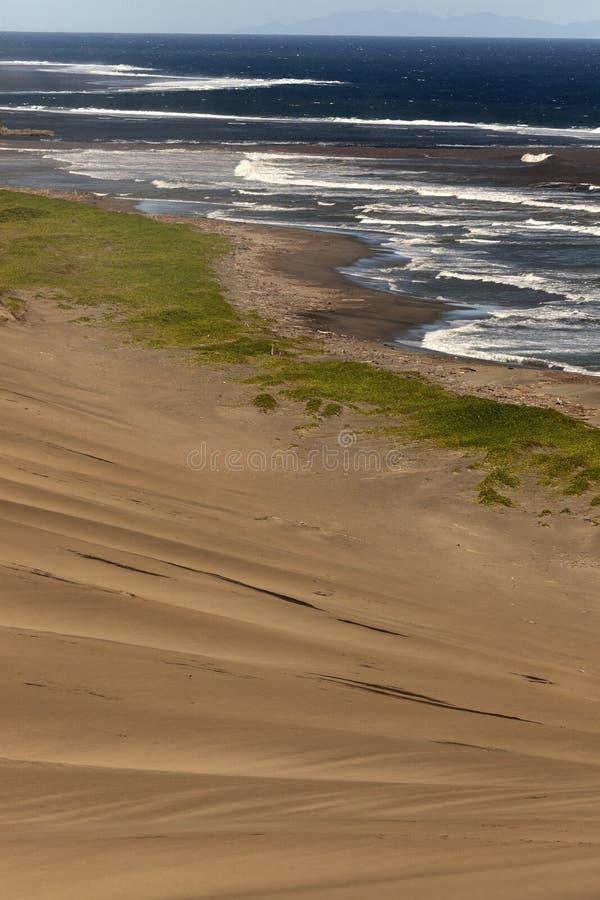 Het Nationale Park van zandduinen royalty-vrije stock foto's
