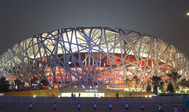 Het nationale Stadion van Peking