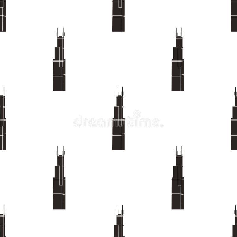 Het Nederlandse Opnieuw gevormde pictogram van Afrika van het Kerkzuiden Element van de bouw van pictogram voor mobiel concept en stock illustratie