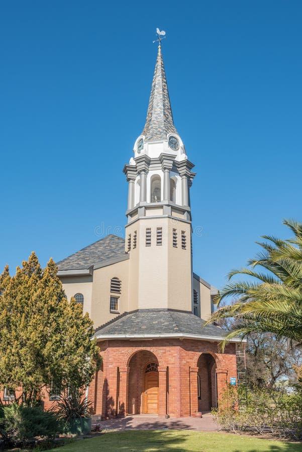 Het Nederlandse Opnieuw gevormde Westen van Kerkbloemfontein stock fotografie
