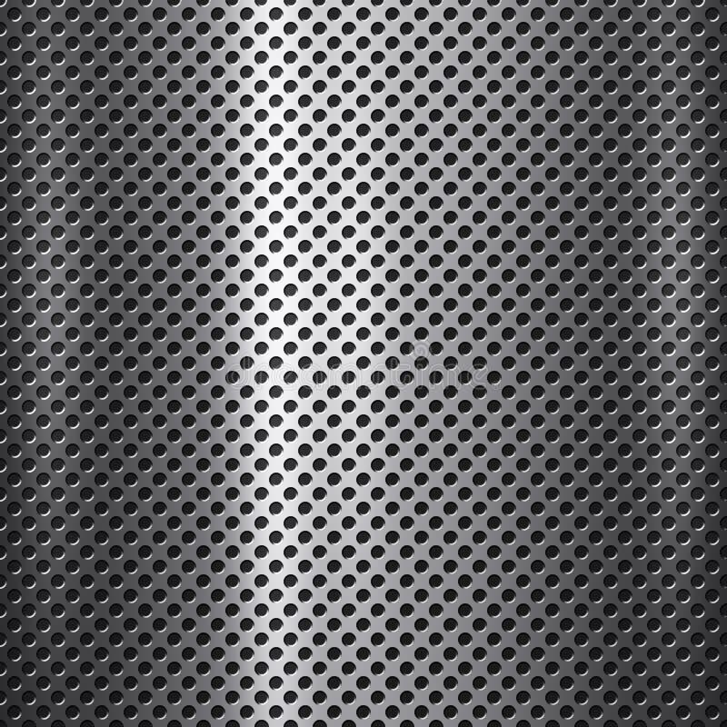Download Het Netwerkachtergrond Of Textuur Van Het Metaal Stock Illustratie - Illustratie bestaande uit patroon, reflect: 29510644