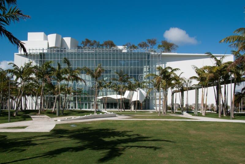 Het nieuwe Centrum van de Wereld, het Strand van Miami, FL royalty-vrije stock afbeelding