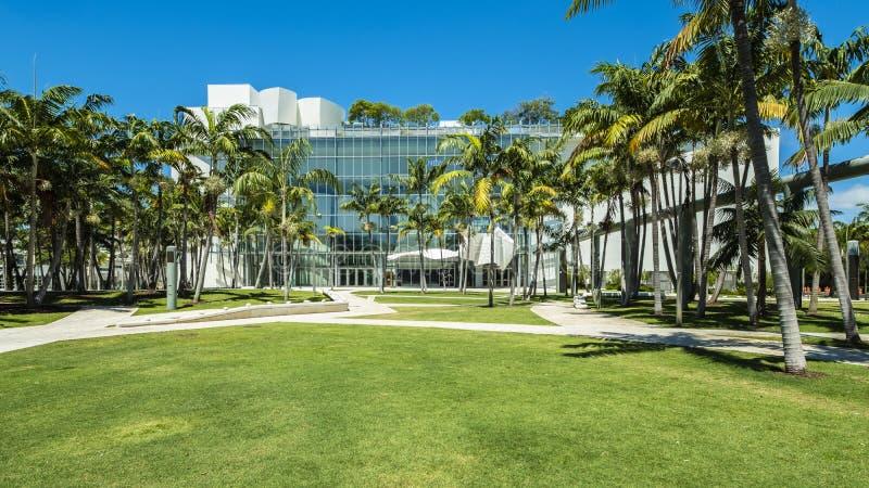 Het nieuwe Strand van Miami van het Wereldcentrum royalty-vrije stock fotografie