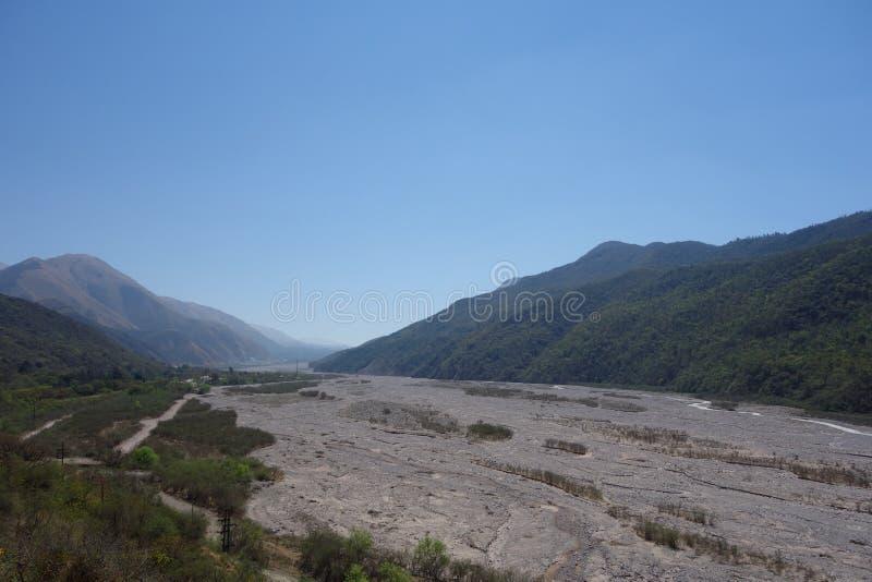 Het noorden van Argentinië/noa, jujuy salta, royalty-vrije stock fotografie