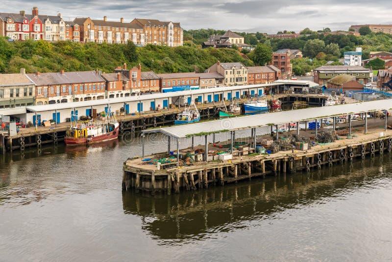 Het noordenschilden, de Tyne en Slijtage, Engeland, het UK royalty-vrije stock foto's