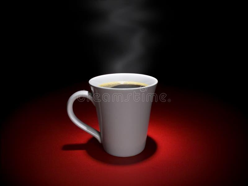 Het ogenblik van de koffie stock afbeeldingen