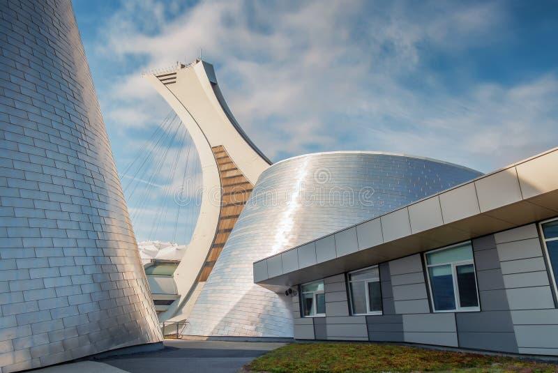 Het olympische stadion royalty-vrije stock afbeeldingen