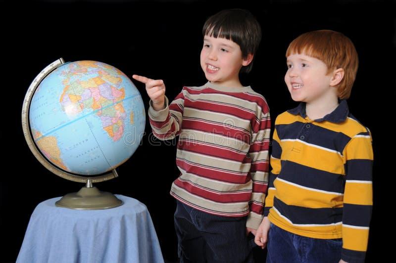 Het Onderwijs van de wereld stock foto