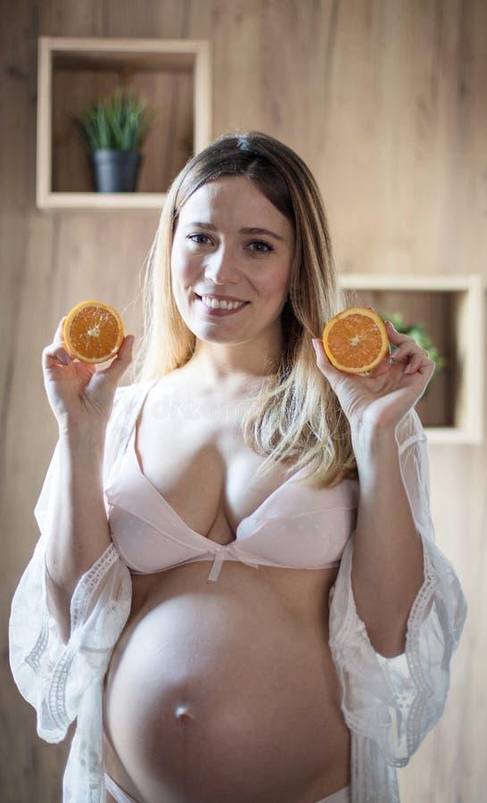 Het Ontbijt van de papaja stock fotografie