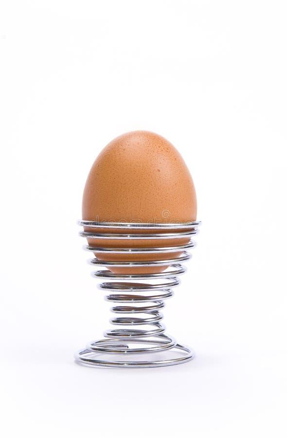 Het ontbijt van het ei stock fotografie