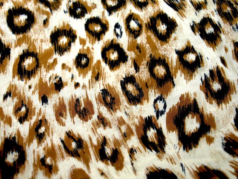 Het Ontwerp van de Huid van de luipaard royalty-vrije stock afbeelding