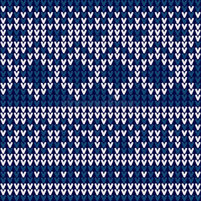Het Ontwerp van de Kerstmissweater royalty-vrije stock foto's