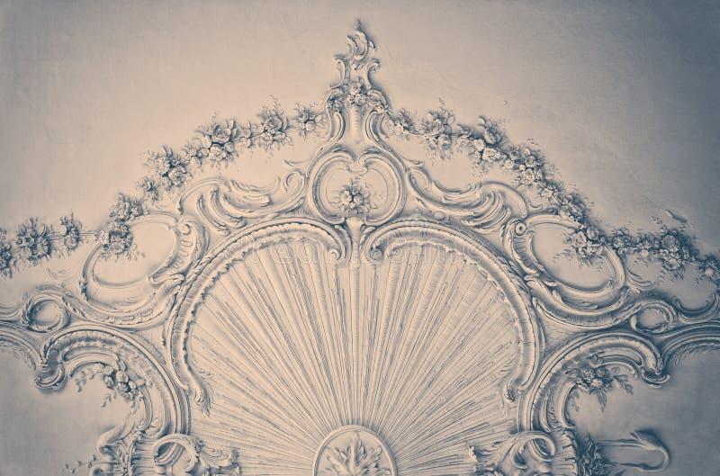 Het ontwerp van de luxemuur royalty-vrije stock fotografie