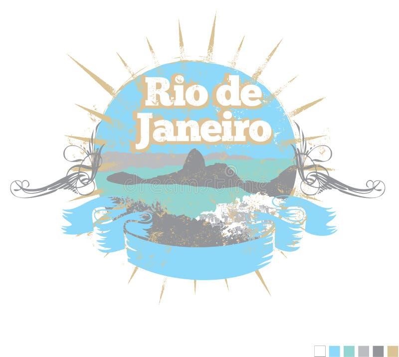 Het ontwerp van het Rio de Janeiro