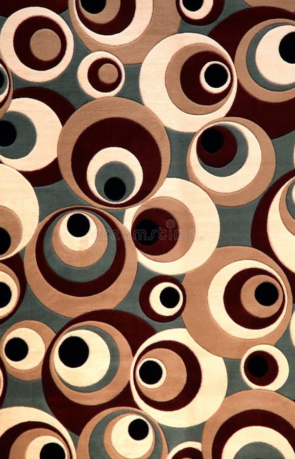 Het ontwerp van het tapijt stock foto's