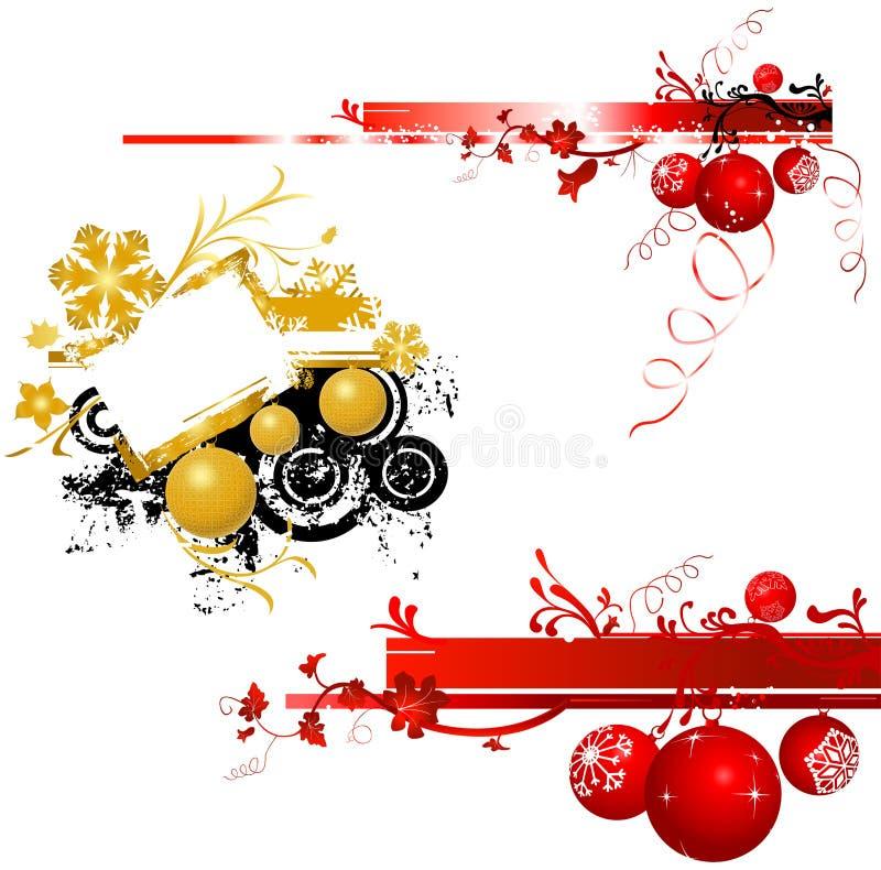 Het ontwerp van Kerstmis