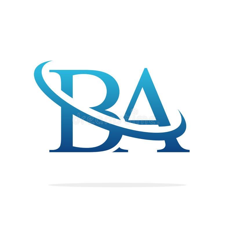 Het ontwerp vectorart. van het BEDELAARS Creatief embleem royalty-vrije illustratie