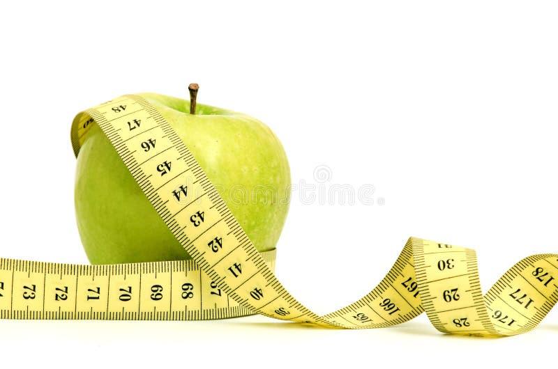 Het op dieet zijn stock afbeelding