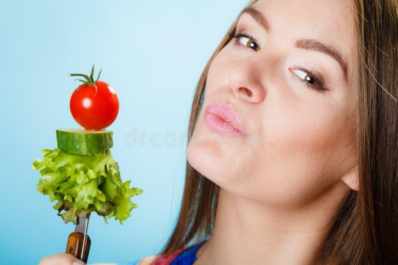 op dieet en bijkomen