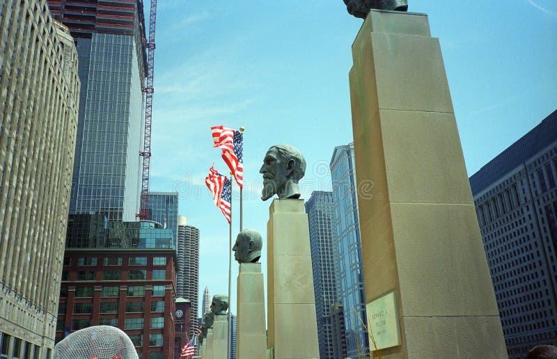 Het Openbare Art. van Chicago royalty-vrije stock fotografie