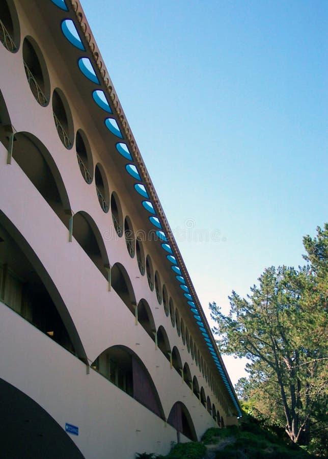 Het Openbare Centrum van de Provincie van Marin royalty-vrije stock afbeelding