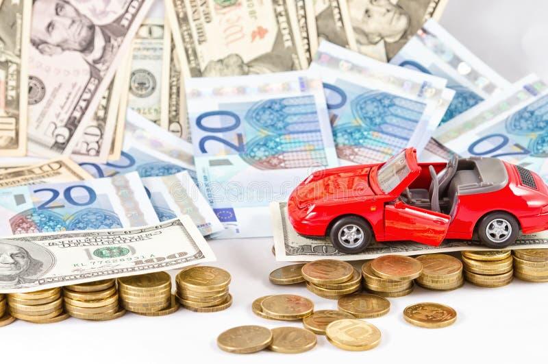 Het openen van zaken op reparatie en onderhoud van auto's royalty-vrije stock fotografie