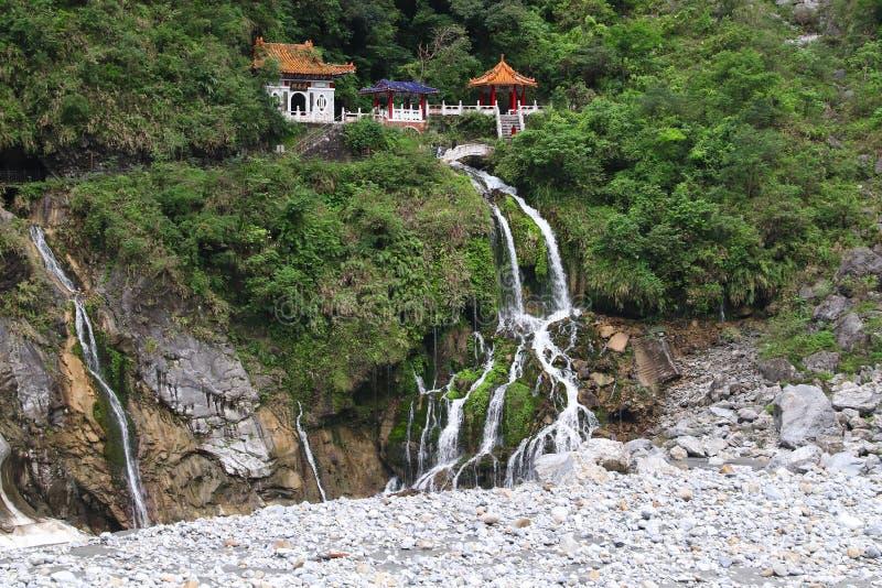 Het oriëntatiepunt van Taiwan royalty-vrije stock afbeeldingen