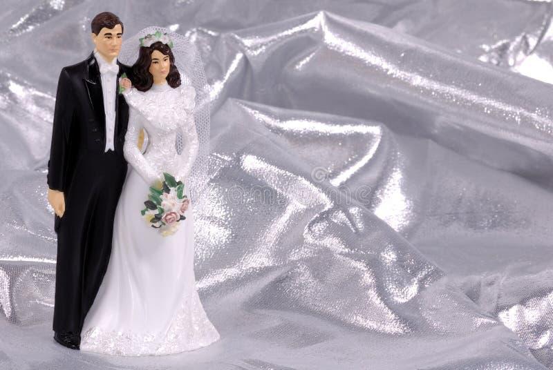 Huwelijksornament stock afbeelding