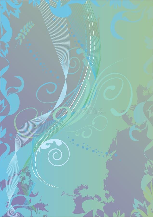 Het ornament van het ontwerp vector illustratie