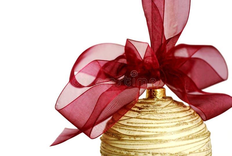 Kerstmisornament stock afbeeldingen