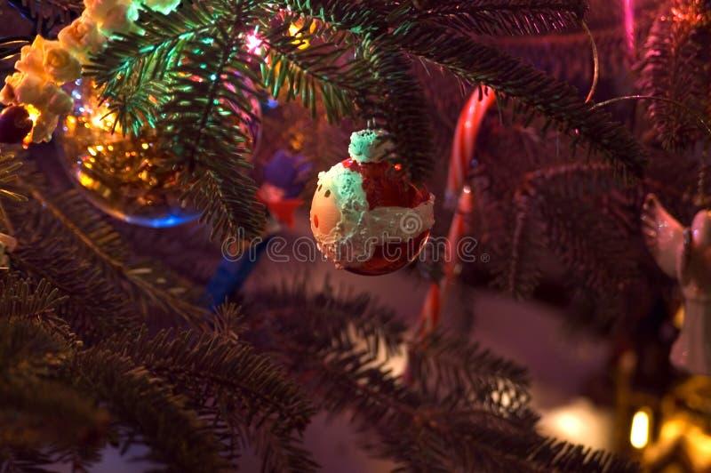 Download Het Ornament van Kerstmis stock afbeelding. Afbeelding bestaande uit glas - 48923