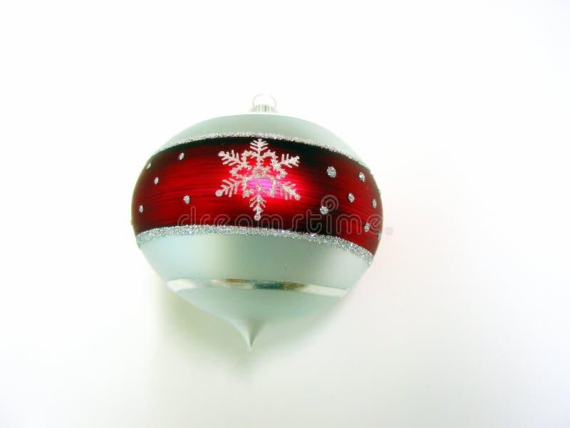 Download Het Ornament Van Kerstmis Met Sneeuwvlok Stock Foto - Afbeelding bestaande uit ornament, sneeuwvlok: 294494