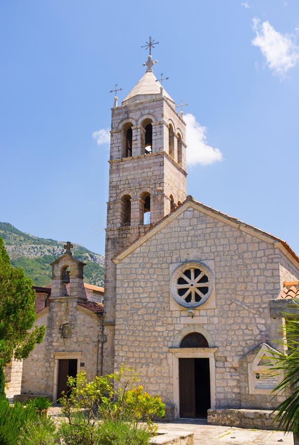 Het Orthodoxe Klooster stock foto