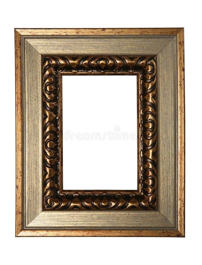 Het oude Antieke Frame van de Foto royalty-vrije stock foto