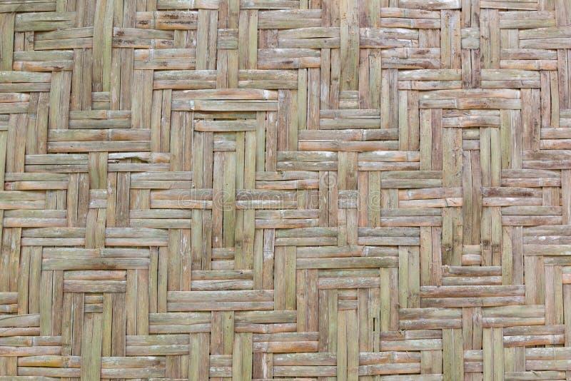 Het oude Bamboe royalty-vrije stock foto's