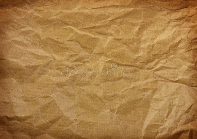 Gerimpeld document stock afbeeldingen