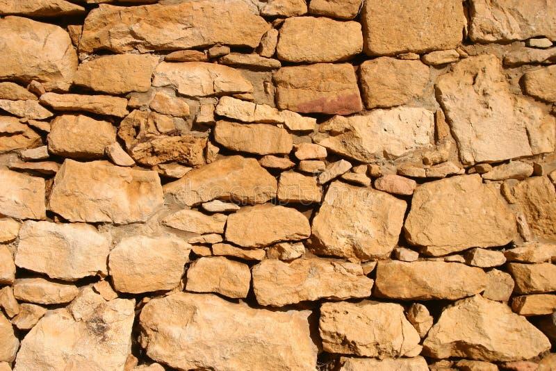 Het oude Detail van de Muur van de Rots stock afbeeldingen