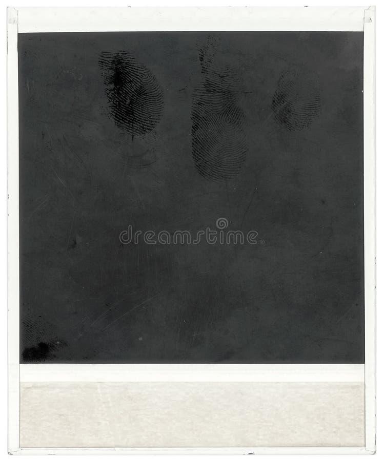 Het oude Frame van het Beeld van de Foto stock foto's