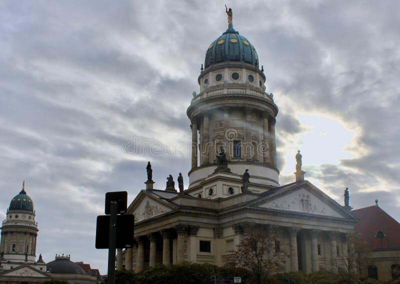 Het oude kasteel van Berlijn royalty-vrije stock fotografie