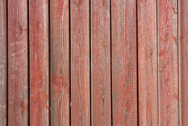 Het oude rode hout is maltes stock afbeeldingen