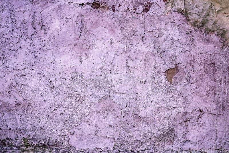 Het oude Ultraviolet van de pleistertint stock foto's