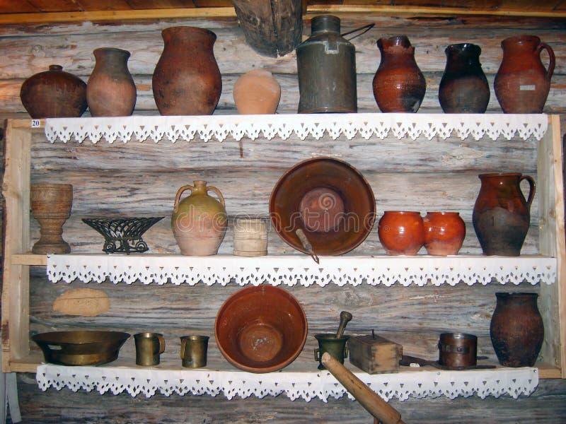 Het oude werktuig stock afbeelding