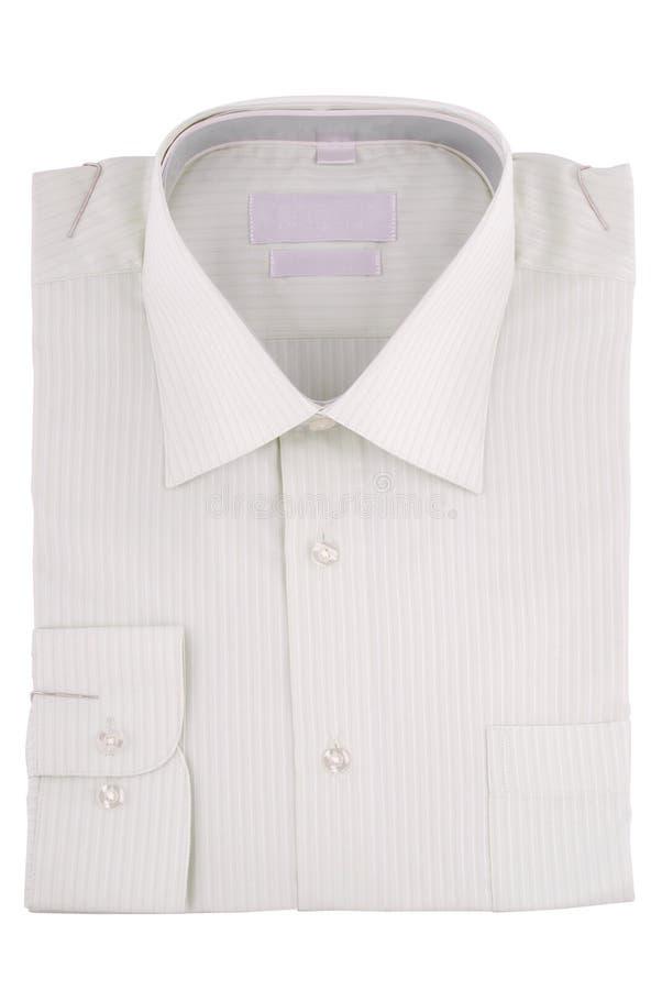 Het overhemd van mensen (het Knippen weg) royalty-vrije stock afbeeldingen