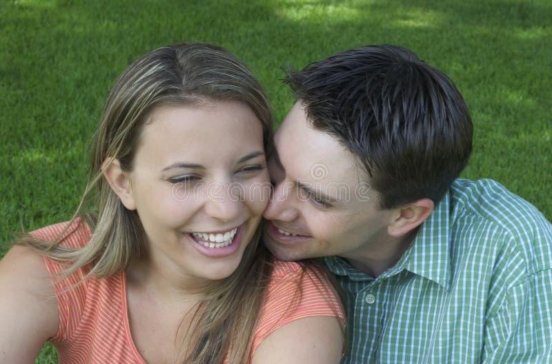 Het Paar van de liefde royalty-vrije stock foto